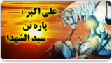 علی اکبر؛ پاره تن سیدالشهدا