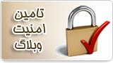 تأمين امنيت وبلاگ