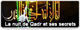 La nuit de Qadr et ses secrets