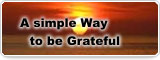 A simple Way to be Grateful