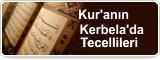 Kur'anın Kerbela'da Tecellileri
