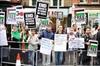 В Лондоне прошла многотысячная акция в поддержку Палестины