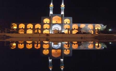 خداحافظی مسجد و تکیه امیرچخماق با یونسکو