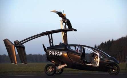 تصویرماشین پرنده PAL-V