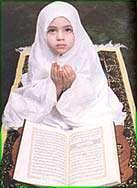 آموزش نماز به كودكان