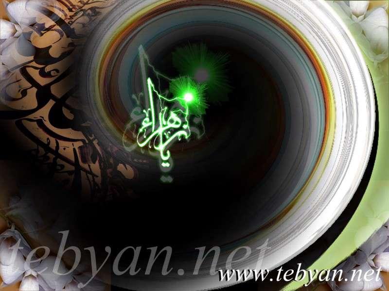 در تنهايي علي(ع)