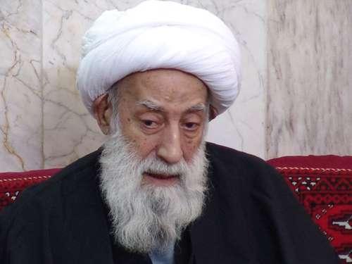 احوالات شیخ علی زاهد قمی (ره)