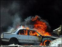Взрыв в иракском городе унес 18 жизней