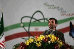 Махмуд Ахмадинежад: Иран вошел в число стран-производителей ядерного топлива в промышленных масштабах