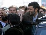 Ахмади-Нежад: Иранский народ отстоит свои ядерные права