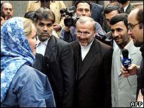 Иран освобождает британских моряков