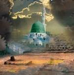 Траурная церемония в годовщину кончины Пророка ислама (да благословит Аллах его и его семейство)