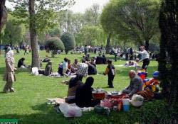 В Иране отметили День единения с природой