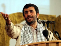Ahmedinejad: İran ordusu İslam'ın ordusudur