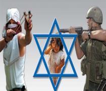 İsrailli askerlerin rezilliği kameraya takıldı