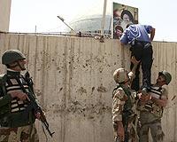 Amerika, Bağdat'ta 'tecrit' duvarı örüyor