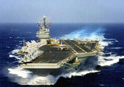 ABD savaş gemileri Somali'ye demir attı