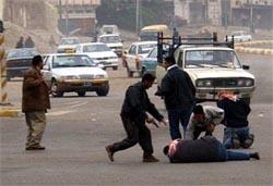 Savunma bakanı danışmanı Samir Sultan et-Tıkriti kaçırıldı