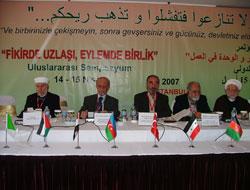 İslam alimlerinden birliktelik çağrısı