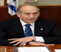 Olmert'ten Peres'in adaylığına destek
