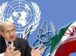 Elberadei: İran dünya için nükleer tehdit değildir