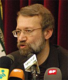 Laricani: İran'ın nükleer silah üretmeyeceği garantisi veriyoruz