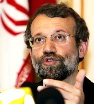 Laricani: İran'ın geleceği nükleerleşmesine bağlı