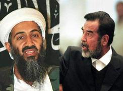 Saddam ve El Kaide ilişkisi yalandı