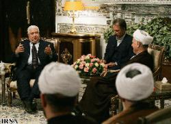 Rafsancani: Düşmanlar Sünni-Şii ihtilafı yaratma girişimlerinde başarısız oldular