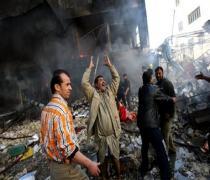 Bağdat'ta patlamaNULL az 40 ölü