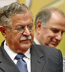 Talabani'den itirafNULL'ı, ABD'nin işbirliğiyle kaçırılması ihtimalinden dolayı erken astık!