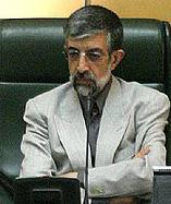 Haddad Adil: 'Ajansla nükleer işbirliğimizi gözden geçiririz'