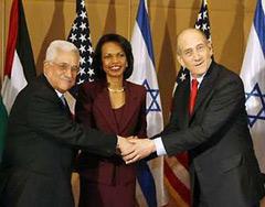 İsrail'de üçlü görüşme sona erdi
