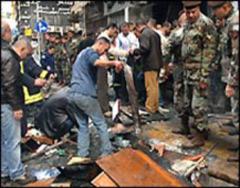Lübnan'da patlamaNULL ölü