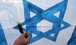 Siyonist askerlerden bir camiye yönelik küstahlık
