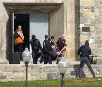 Saldırgan okulda dehşet saçtı
