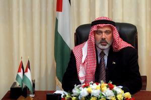 Haniye'den El Fetih'e barış çağrısı