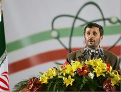 Ahmedinejad: Endüstriyel Nükleer Yakıt Üretiyoruz