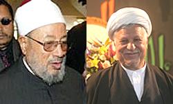 Rafsancani ve Karadavi'den İslami Vahdet Vurgusu