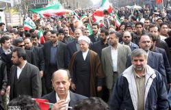 11 Şubat, İran İslam devriminin yıldönümü ve değişimin, yükselişin başlangıcı olan, Zafer Günü