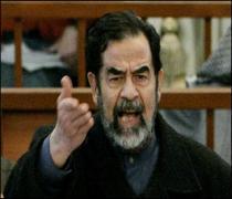Saddam'ın idamına onay