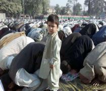 İslam aleminden bayram manzaraları