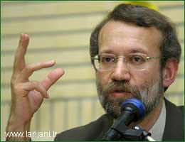 Laricani: İran önkoşulsuz olarak ABD ile görüşmeye hazır