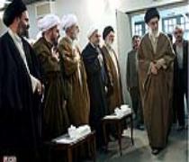 Ayetullah Hamenei: Düşmanlarımız psikolojik savaşı kaybetmiştir