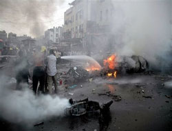 Irak'ta bombalı araçla saldırı 60 ölü