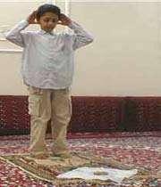 آموزش نیت نماز