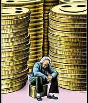 فاصله ی مالی در ازدواج