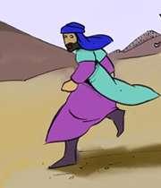 اعرابی و رسول اکرم