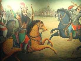 پادشاهی کسری نوشین روان(داستان کسری با بوزرجمهر(2))