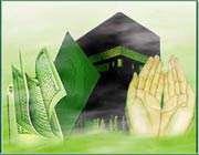 برکات الهی برای نمازگذار